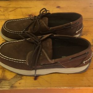 Sperry size 5.5M top-sider shoes. $25.00